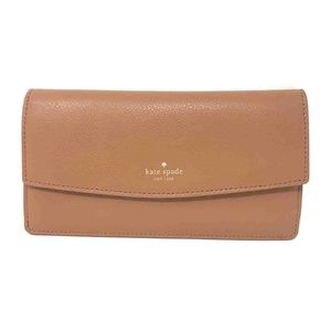 Kate Spade Liana Lakeland Drive Leather Wallet
